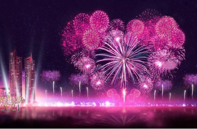 THAILAND-COUNTDOWN-2021